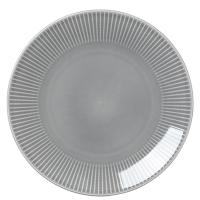Тарелка Steelite Willlow Mist серого цвета 28,5см, фото
