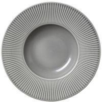 Глубокая тарелка Steelite Willlow Mist серого цвета 28,5см, фото