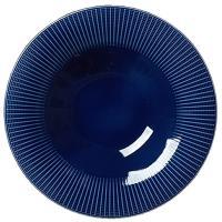 Синяя тарелка Steelite Willlow Azure 28,5см, фото