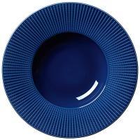 Глубокая тарелка Steelite Willlow Azure синего цвета 28,5см, фото
