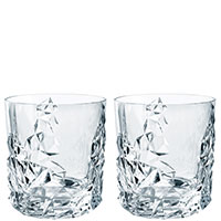 Набор стаканов для виски Nachtmann Sculpture 365мл из 2 штук, фото
