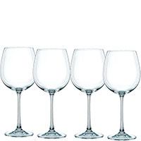 Набор бокалов для красного вина Nachtmann Vivendi 727мл из 4 штук, фото