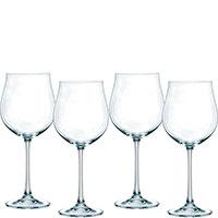 Набор бокалов для красного вина Nachtmann Vivendi 613мл из 4 штук, фото