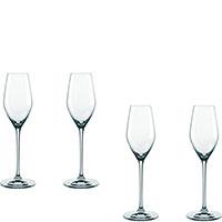 Набор бокалов для шампанского Nachtmann Supreme 300мл из 4 штук, фото