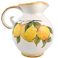 Кувшин Bizzirri Лимоны, фото