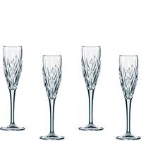 Набор бокалов для шампанского Nachtmann Imperial 140мл из 4 штук, фото