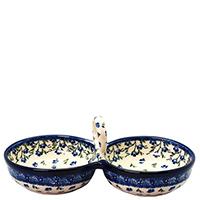 Пиала двойная Ceramika Artystyczna Летний ветерок, фото
