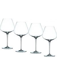 Набор бокалов для красного вина Nachtmann VіNova 840мл из 4 штук, фото
