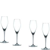 Набор бокалов для шампанского Nachtmann VіNova 280мл из 4 штук, фото