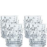 Набор стаканов для виски Nachtmann Punk 348мл из 4 штук, фото