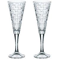 Набор бокалов для шампанского Nachtmann Bossa Nova 230мл из 2 штук, фото