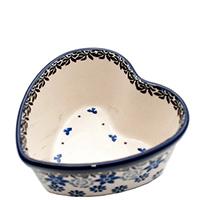 Пиала для меда Ceramika Artystyczna сердце, фото