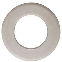 Керамическое блюдо Rina Menardi 57см в форме диска, фото