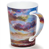 Чашка Dunoon Argyl Drift on by Тучи, фото