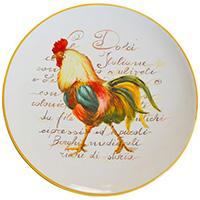Тарелка пасхальная Ceramica Cuore , фото