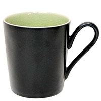 Черная чашка Costa Nova Riviera 360мл, фото