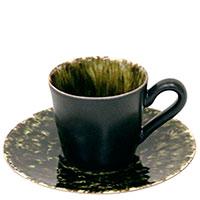 Кофейная чашка с блюдцем Costa Nova Riviera, фото
