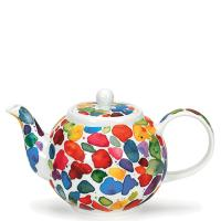 Чайник Dunoon Blobs из фарфора 750мл, фото