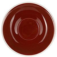Блюдце Loveramics Egg 15,5см коричневого цвета, фото