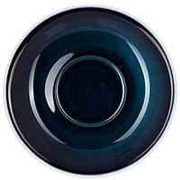 Блюдце Loveramics Egg 15,5см синее, фото