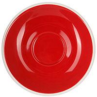 Блюдце Loveramics Egg 14,5см красное, фото