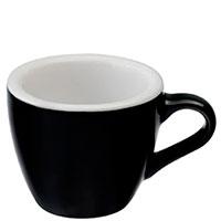 Чашка Loveramics Egg 80мл черная, фото