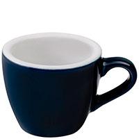 Синяя чашка Loveramics Egg 80мл, фото