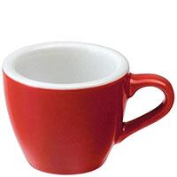 Красная чашка Loveramics Egg 80мл, фото