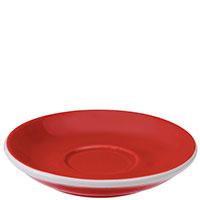 Блюдце Loveramics Egg 11,5см красное, фото