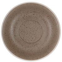 Блюдце Loveramics Egg 11,5см серого цвета, фото