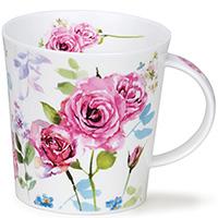 Чашка Dunoon Cairngorm Country Garden Розы 0,48 л, фото