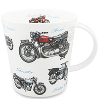 Чашка Dunoon Cairngorm Classic Collection Bike 0,48 л, фото