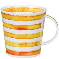 Чашка Dunoon Cairngorm Hoopla! Yellow 0,48 л , фото