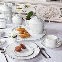 Чайный сервиз Deshoulieres Carrousel на 6 персон, фото