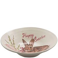 Салатник Ceramica Cuore Пасхальный кролик, фото