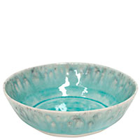 Тарелка Costa Nova Madeira голубого цвета, фото
