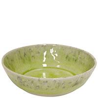 Керамическая тарелка Costa Nova Madeira салатового цвета, фото