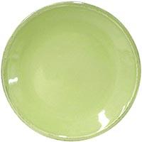 Набор из 6 тарелок для салата Costa Nova Friso зеленого цвета 22см, фото