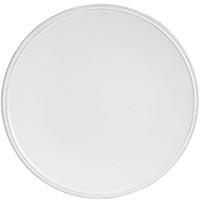 Набор из 6 тарелок Costa Nova Friso белого цвета 28см, фото