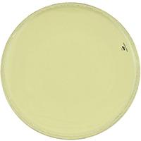 Тарелка зеленая обеденная Costa Nova Friso 28см, фото
