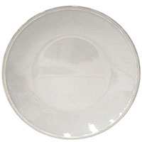 Серая обеденная тарелка Costa Nova Friso из керамики, фото