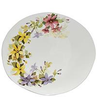 Тарелка обеденная Ceramica Cuore Цветочное настроение, фото