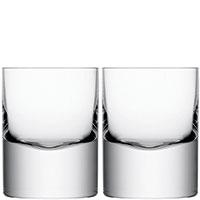Набор рюмок LSA Boris для виски из 2 штук, фото