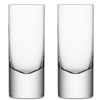 Набор стаканов LSA Boris для воды из 2 штук 360мл, фото
