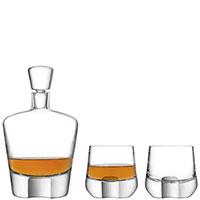 Набор для виски LSA Whisky Cut из 3 предметов, фото