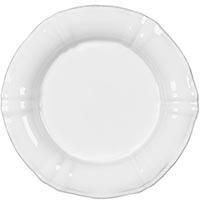 Набор из 6 тарелок Costa Nova Village белого цвета 22см, фото