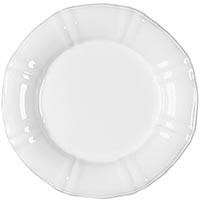 Набор из 6 тарелок Costa Nova Village 27см белого цвета, фото