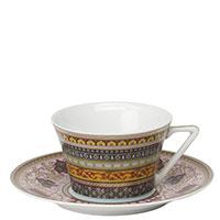 Набор чашек с блюдцами Deshoulieres Ispahan 6шт, фото