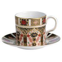 Чашка чайная с блюдцем Royal Crown Derby Old Imari Japan, фото