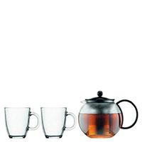 Набор для чая Bodum Assam из 3 предметов, фото